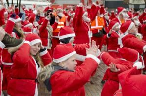 Santa Run 035
