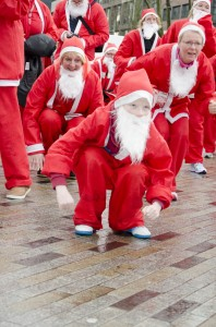 Santa Run 039